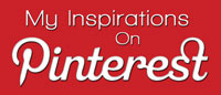 My Inspirations on Pinterest Header